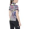 Löffler Mistral - Maillot manches courtes Femme - Multicolore